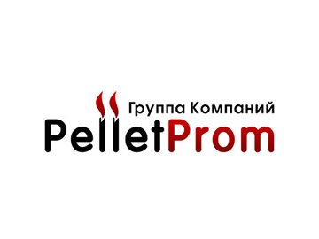 Логотип компании ПеллетПром